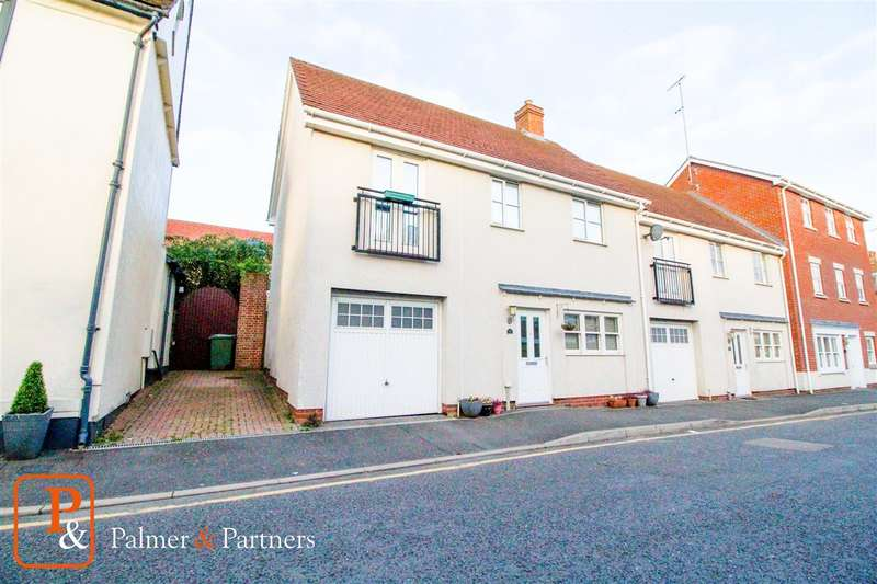 4 Bedrooms End Of Terrace House for sale in Parsonage Street, Halstead, CO9