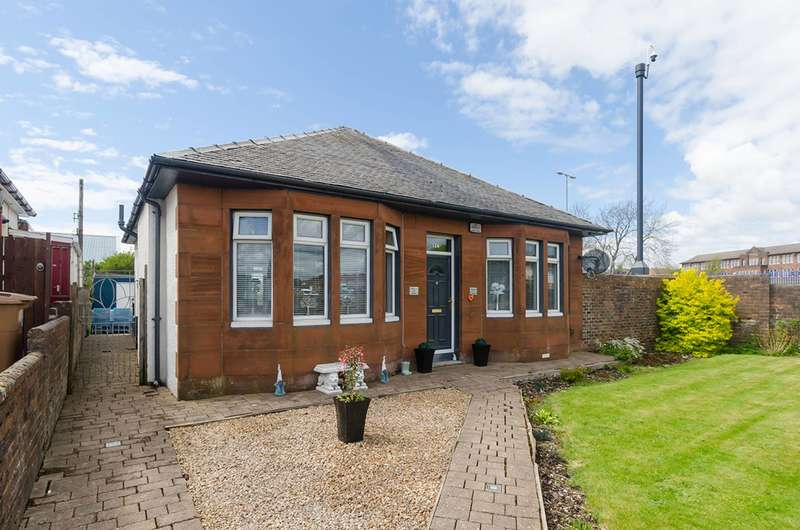 2 Bedrooms Bungalow for sale in Hill Street, Kilmarnock, East Ayrshire, KA3 1JL