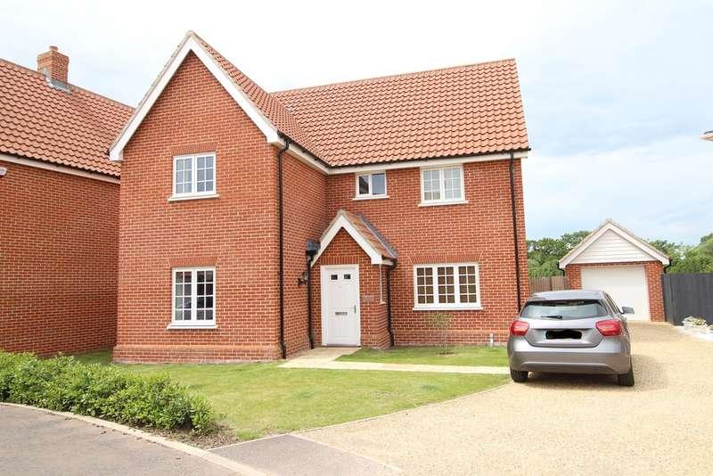 4 Bedrooms Property for rent in Barrow, Bury St Edmunds IP29