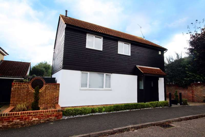4 Bedrooms Detached House for sale in Blackthorn House Blackthorn Road, Witham