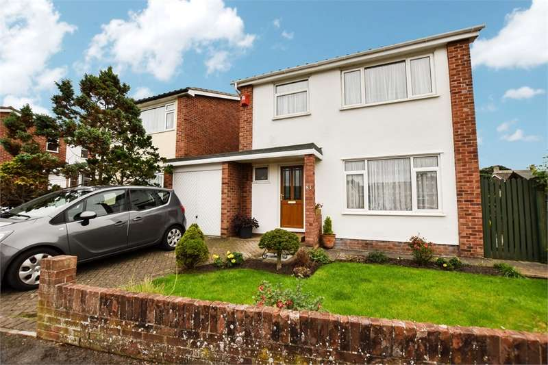 3 Bedrooms Semi Detached House for sale in Westway, Nailsea, Bristol, North Somerset