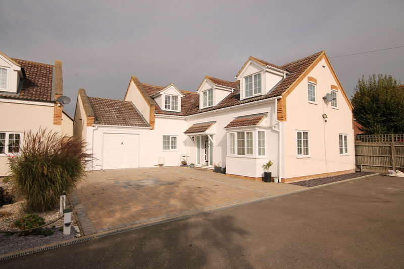 4 Bedrooms Detached House for sale in BELL LANE, COTTON END, BEDFORDSHIRE, MK45