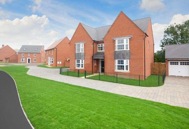 5 Bedrooms House for sale in Evesham, Riverside Grange, The Avenue, North Fambridge, CM3 6LZ