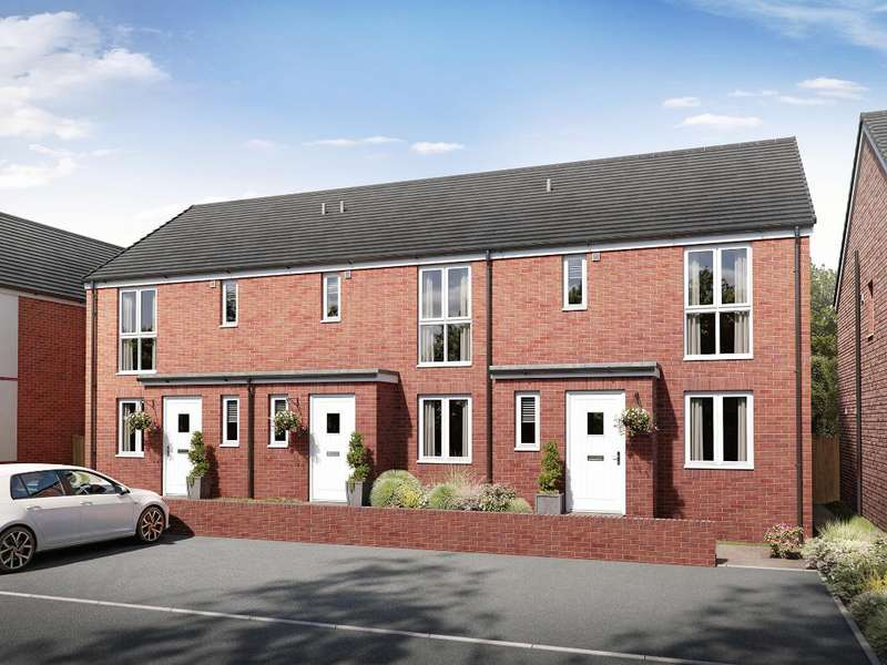 3 Bedrooms House for sale in The Barton, Bishops Mead, Par Four Lane, Lydney, GL15 5GB