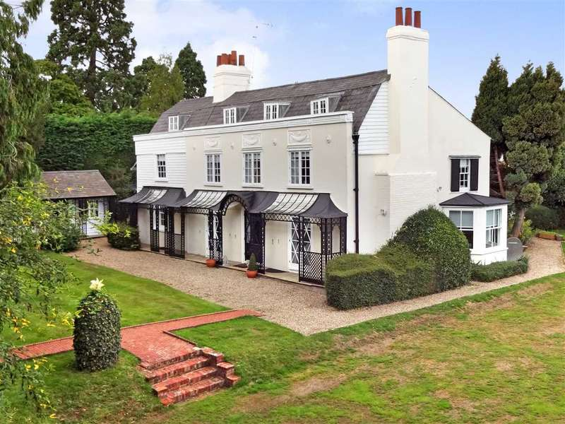 6 Bedrooms Detached House for sale in Grey End, Coopers Hill, Marden Ash, Ongar