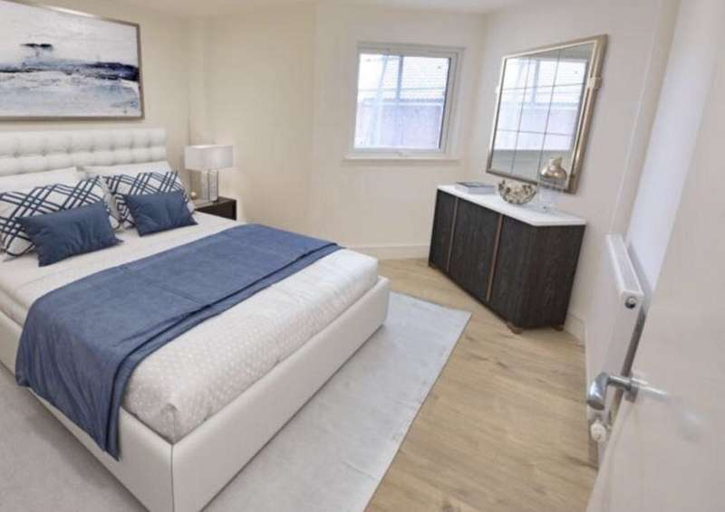 2 Bedrooms Apartment Flat for sale in Midland Road,Luton