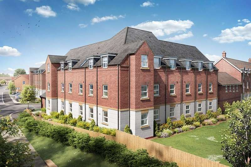2 Bedrooms Flat for sale in Saxon House 2, Cherry Blossom Meadow, Hutton Close, Newbury, RG14 1HJ