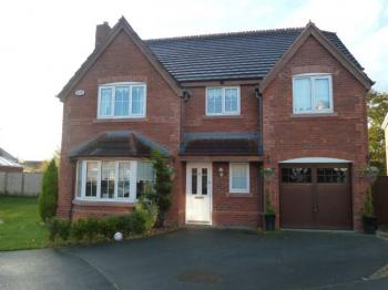 4 Bedrooms Detached House for sale in The Nurseries, Hesketh Bank, Preston