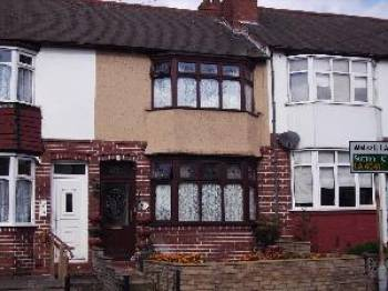 3 Bedrooms Terraced House for sale in Vicarage Road, West Bromwich, B71 1AF
