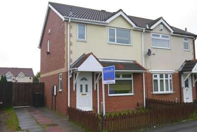 3 Bedrooms Semi Detached House for sale in Ingoldsby Road, Netherfields