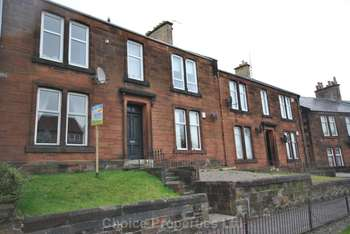 1 Bedroom Flat for sale in Old Mill Road, Kilmarnock, KA1 3AN