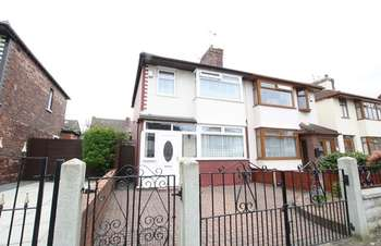 3 Bedrooms Semi Detached House for sale in Richland Road, Old Swan, Liverpool, L13