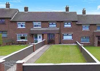 3 Bedrooms Terraced House for sale in Recreation Road, LARNE, County Antrim