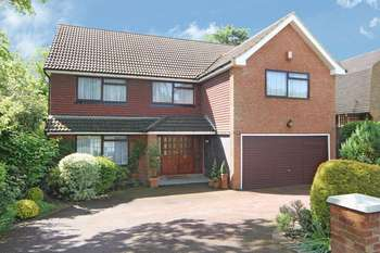 5 Bedrooms Detached House for sale in Ben Hale Close, Stanmore