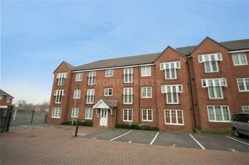 2 Bedrooms Flat for sale in Westley Court, WEST BROMWICH, West Midlands