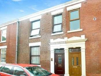 3 Bedrooms Terraced House for sale in Selborne Street, PRESTON, Lancashire