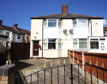 2 Bedrooms Semi Detached House for sale in Botanic Place, Kensington, Liverpool, L7
