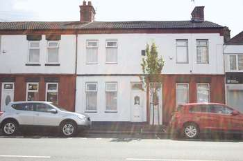 2 Bedrooms Terraced House for sale in Duke Street, Birkenhead, Wirral