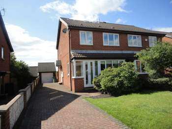 3 Bedrooms Semi Detached House for sale in Suffolk Gardens, South Shields