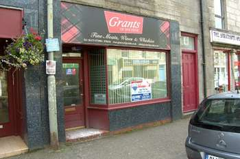 Property for sale in Retail Unit, Grantown-on-Spey