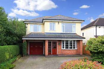 4 Bedrooms Detached House for sale in CODSALL WOOD, Harriotts Hayes Lane