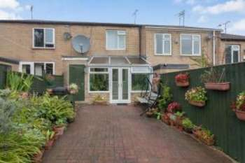2 Bedrooms Terraced House for sale in Eastcroft Drive, Westfield, Sheffield, South Yorkshire