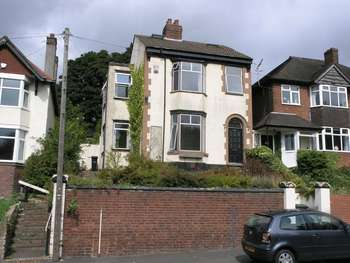 4 Bedrooms Detached House for sale in Dudley, Himley Road