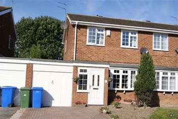 3 Bedrooms Semi Detached House for sale in Chipchase Court, New Hartley, Whitley Bay