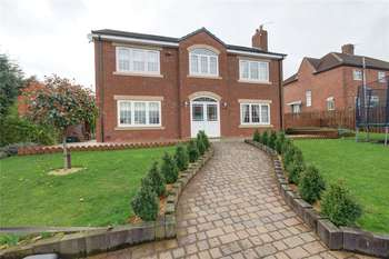 4 Bedrooms Detached House for sale in Braunespath Estate, New Brancepeth, Durham, DH7