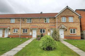 2 Bedrooms Terraced House for sale in The Croft, Greencroft, Stanley, DH9