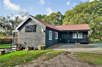 2 Bedrooms Detached Bungalow for sale in Playford, Playford, Ipswich, Suffolk