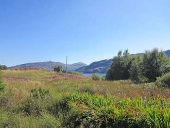 Land Commercial for sale in PLOT: Established garden, loch views, services on site, Avernish