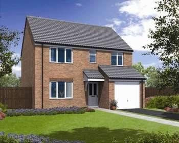 4 Bedrooms Detached House for sale in The Oaks, Off Bennett Row, Flint