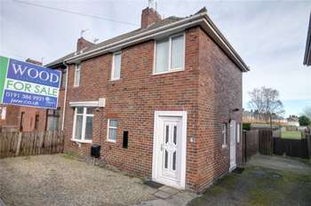 3 Bedrooms Semi Detached House for sale in West View, Meadowfield, Durham, DH7