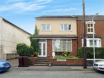3 Bedrooms End Of Terrace House for sale in Eagle Street, Penn Fields, WOLVERHAMPTON, West Midlands
