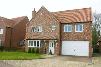 4 Bedrooms Detached House for sale in Skayman Fields, Lincoln