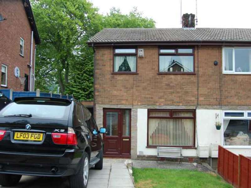 3 Bedrooms Semi Detached House for sale in Mountain Ash, Rochdale, OL12 7JF