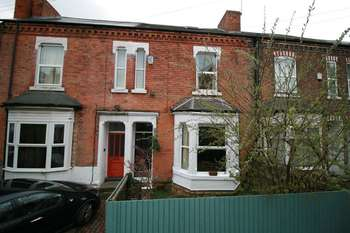 4 Bedrooms Terraced House for sale in Hall Croft, Nottingham