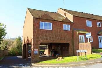 2 Bedrooms Flat for sale in Dove Court, Ironbridge