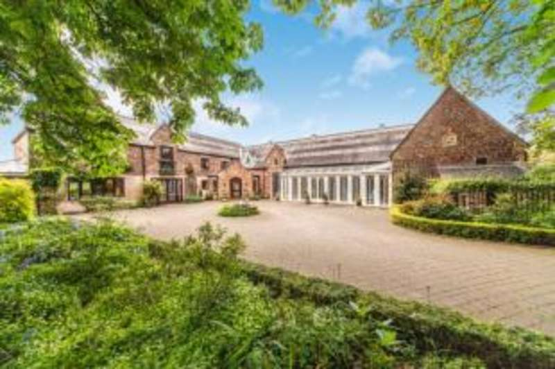 5 Bedrooms Detached House for sale in Saltergill, Low Worsall, Yarm, North Yorkshire