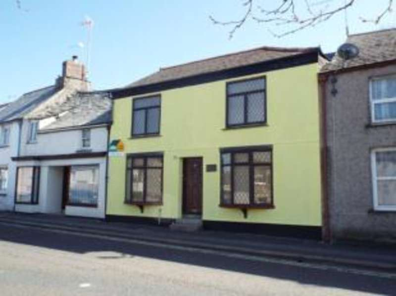 4 Bedrooms Terraced House for sale in Bodmin, Cornwall