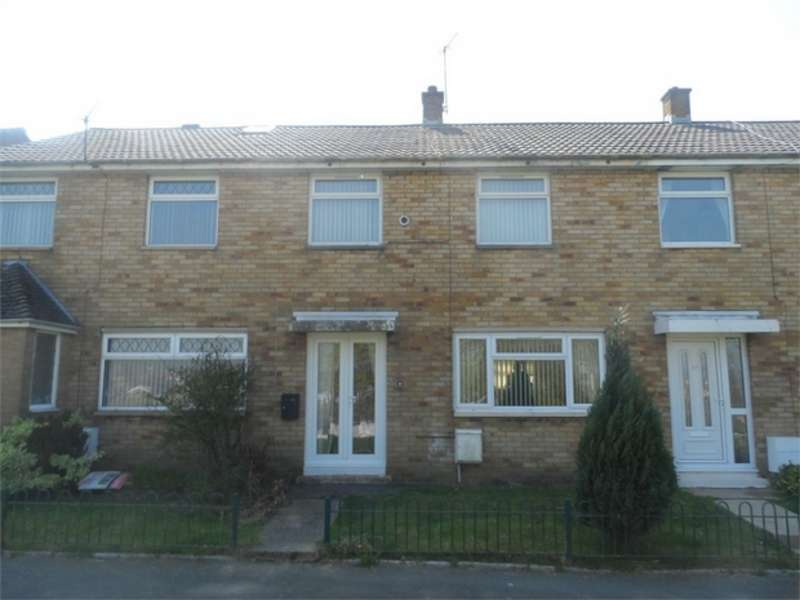 2 Bedrooms Terraced House for sale in Coedcae Walk, BLACKWOOD, Caerphilly