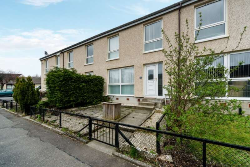 3 Bedrooms Terraced House for sale in Woodrow, Gorebridge, Edinburgh, EH23 4AS
