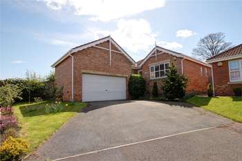 3 Bedrooms Detached Bungalow for sale in Greenhills, Byers Green, Spennymoor, DL16