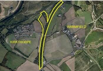 Property for sale in Warmfield Lane, Wakefield