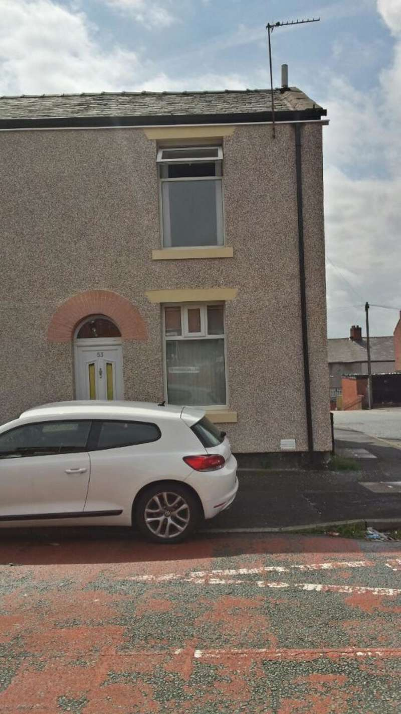 2 Bedrooms End Of Terrace House for sale in Pilling Street, Rochdale, LAncashire, OL12 6QE