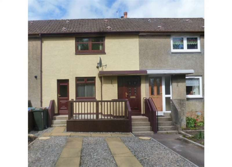 2 Bedrooms Terraced House for sale in Abbotsfield Terrace, Auchterarder, Perth and Kinross