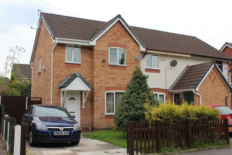 3 Bedrooms End Of Terrace House for sale in Wildbrook Terrace, Bardsley