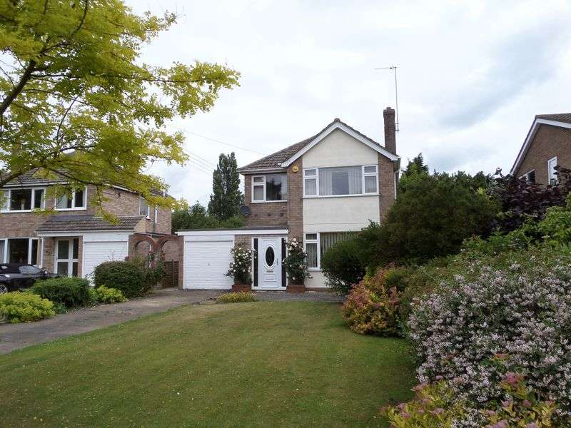 3 Bedrooms Detached House for sale in Frognall, Deeping St James
