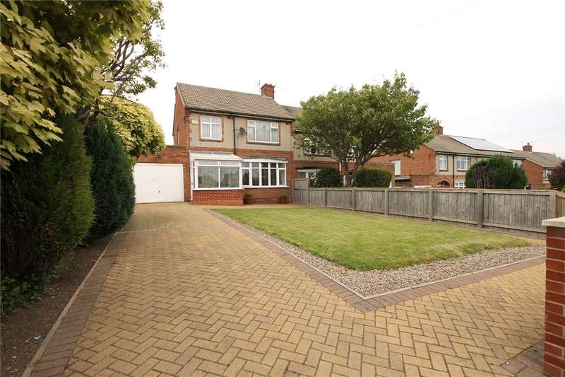 3 Bedrooms Semi Detached House for sale in Woodhouse Lane, Bishop Auckland, Co. Durham, DL14